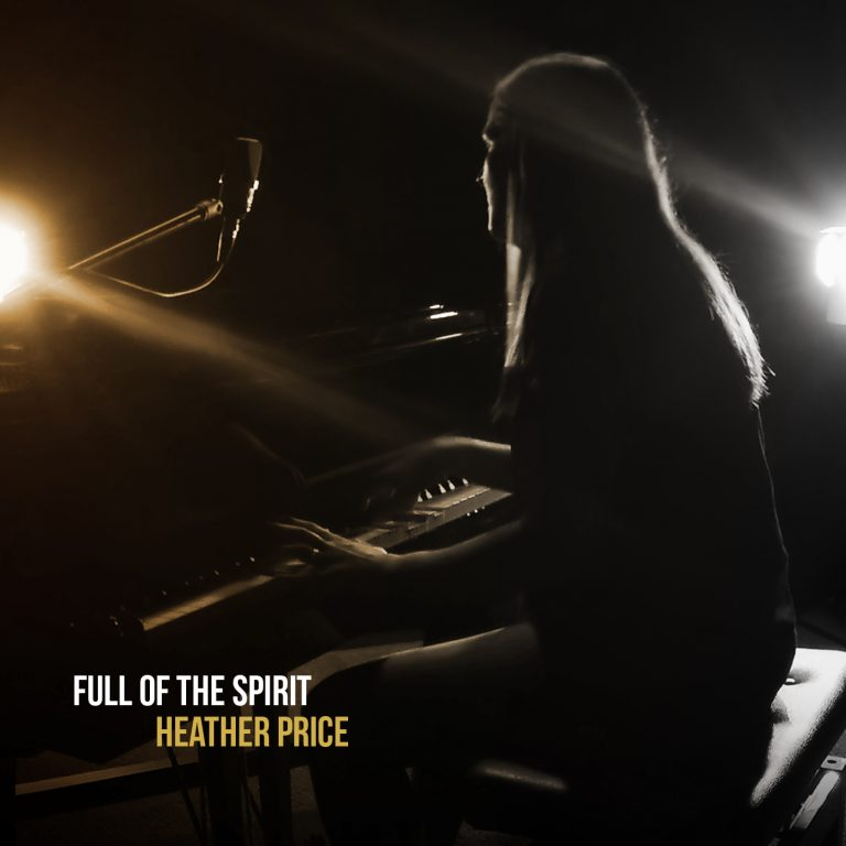 New album – Full of the Spirit!